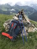 Gut ausgerüstet am Berg ist die Voraussetzung für erfolgreiches Wandern.
