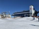 Ganzjahres Ski Gebiet auf dem Hintertuxer Gletscher.